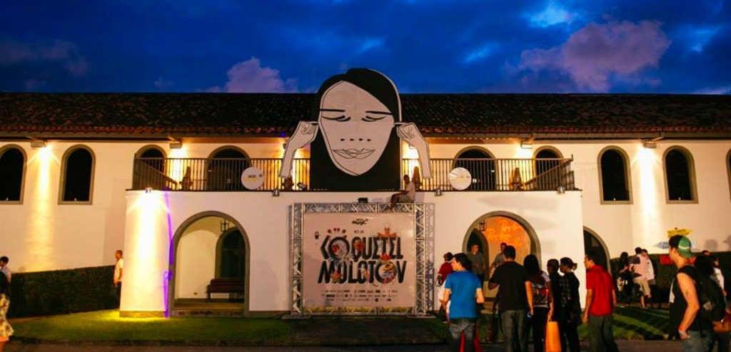 festival no ar coquetel molotov