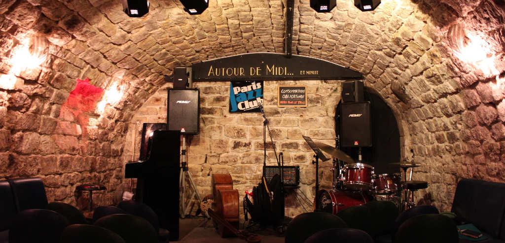 jazz em paris