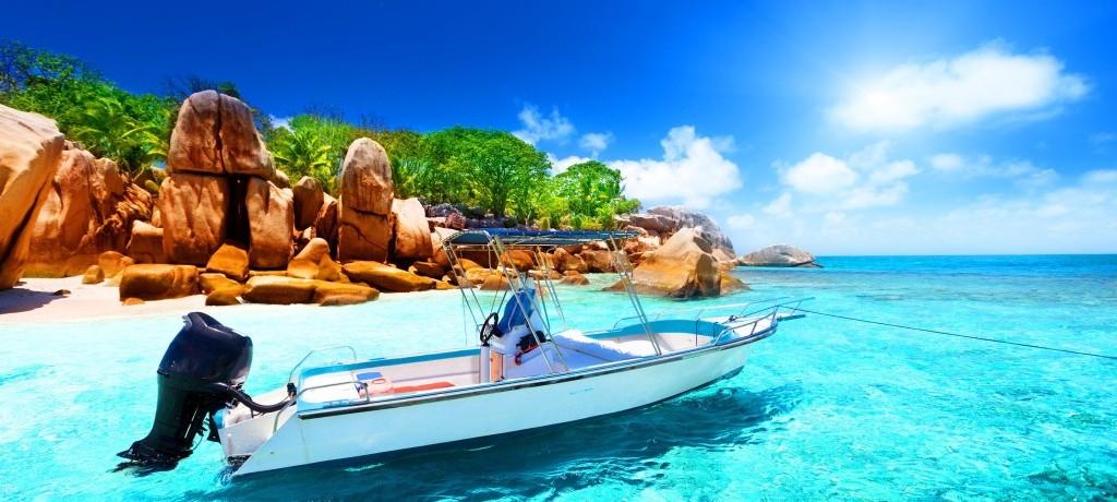 A lua de mel em Seychelles e a beleza natural das ilhas