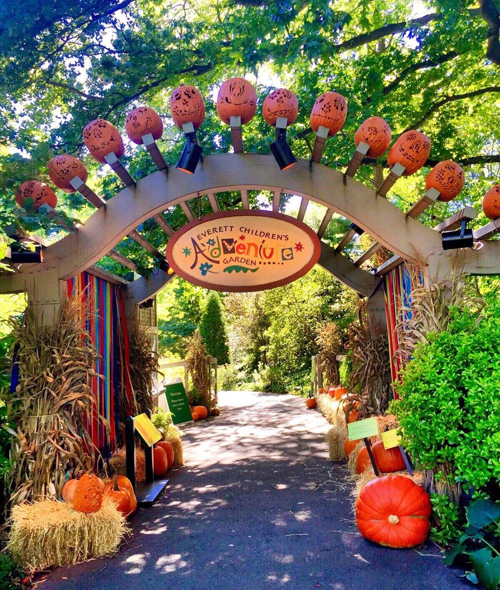 adventure garden