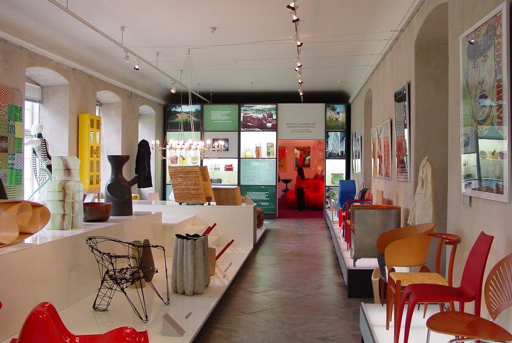 loja do Desing museum