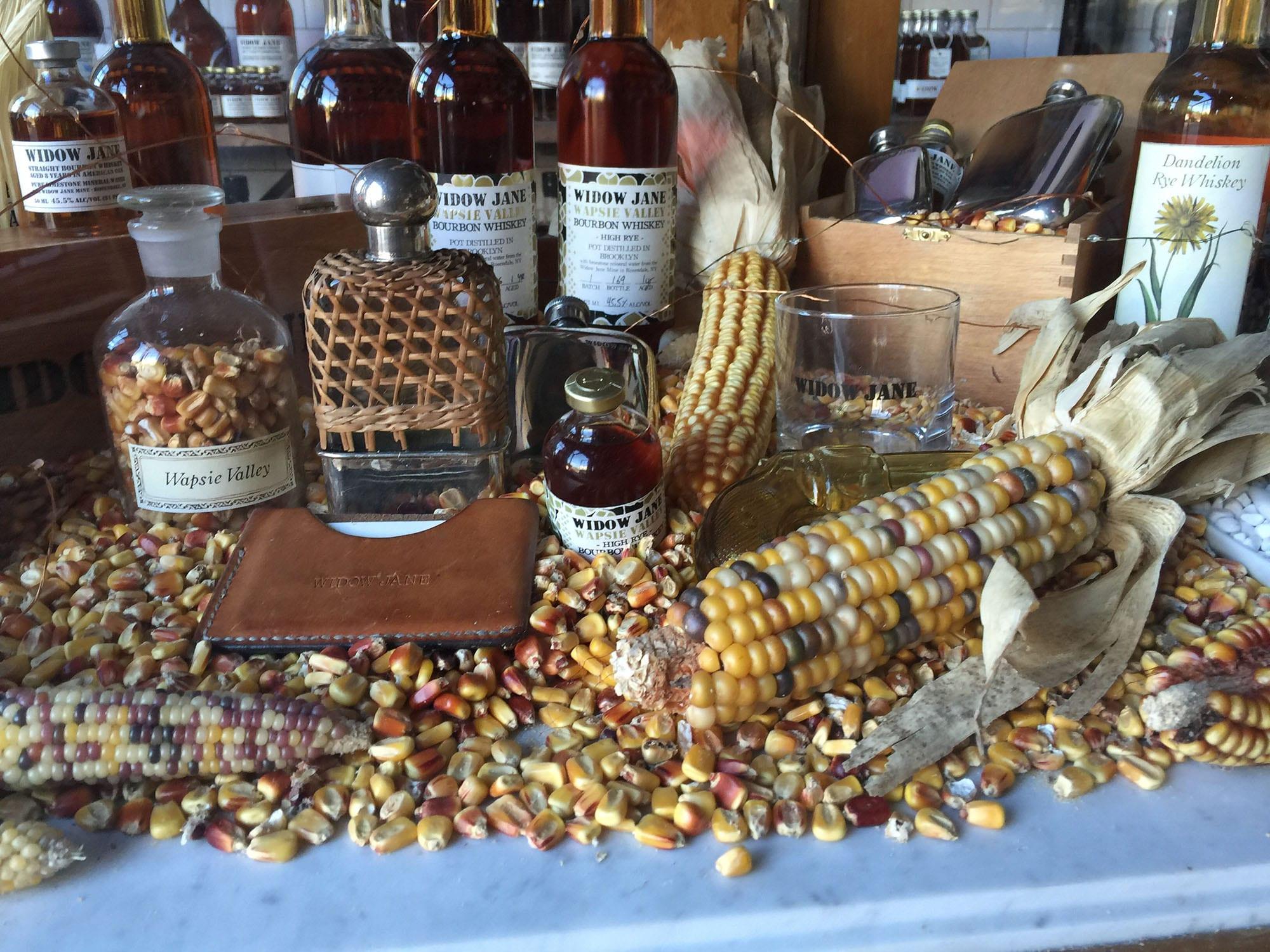 milho bourbon