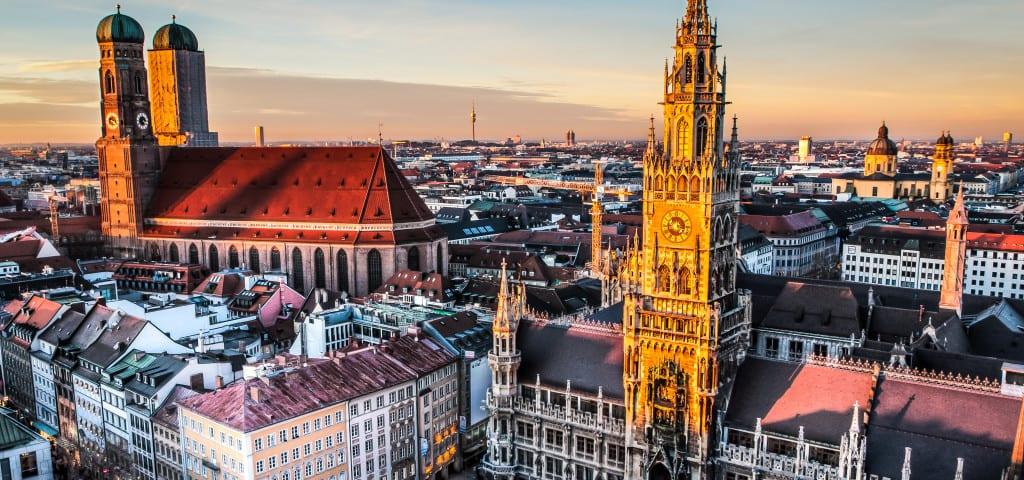 roteiro de 2 dias em Munique