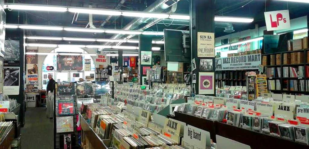 jazz record mart