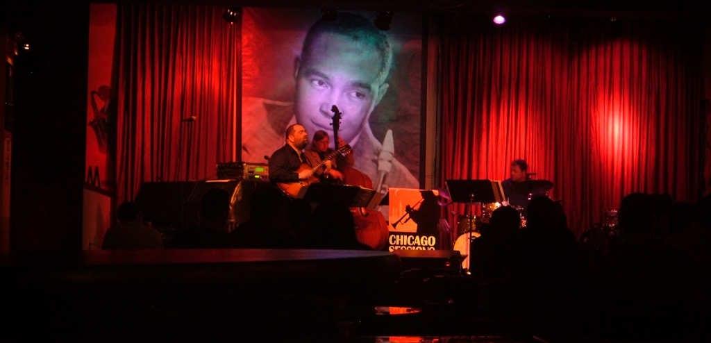 jazz em chicago