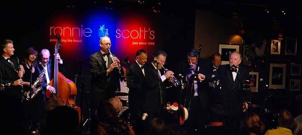 Jazz em Londres