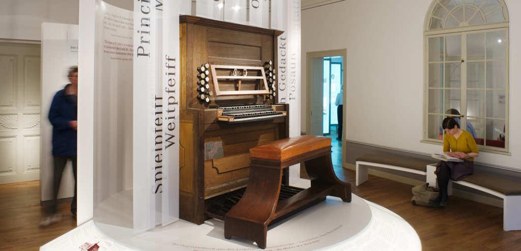 Museu do bach (© Leipzig Bach Museum/Jens Volz)