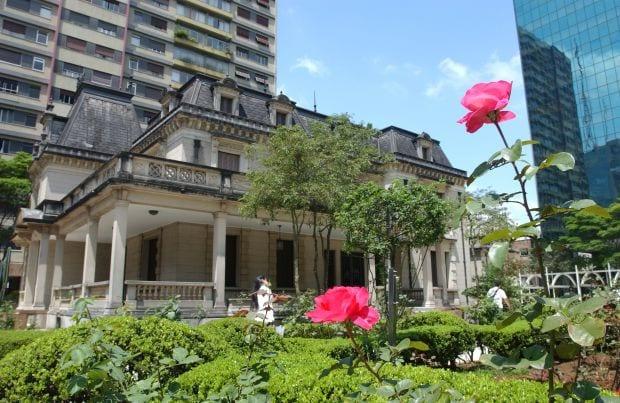 13 casa das rosas