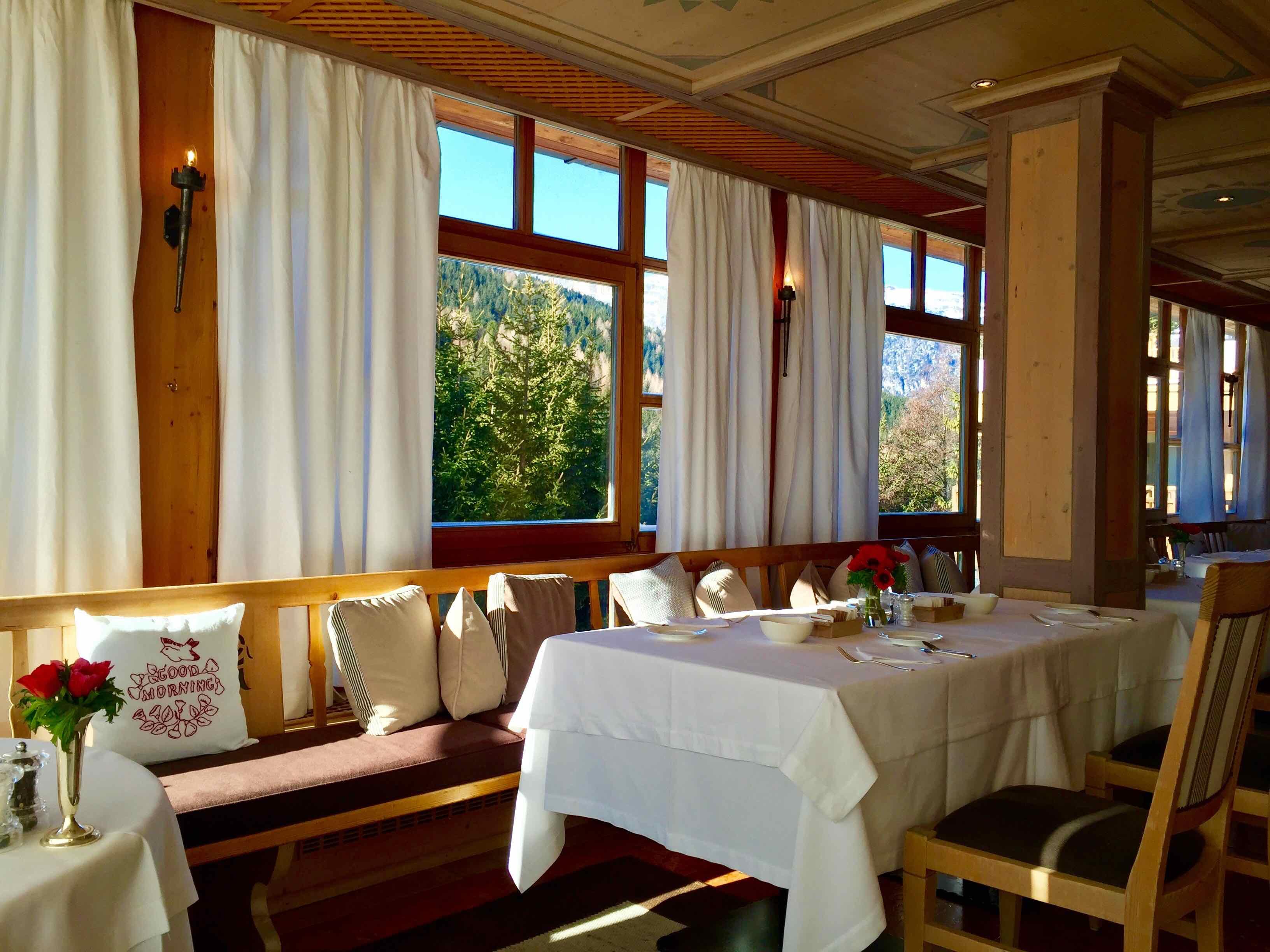 Hotel Rosa Alpina Alta Badia por Original Miles