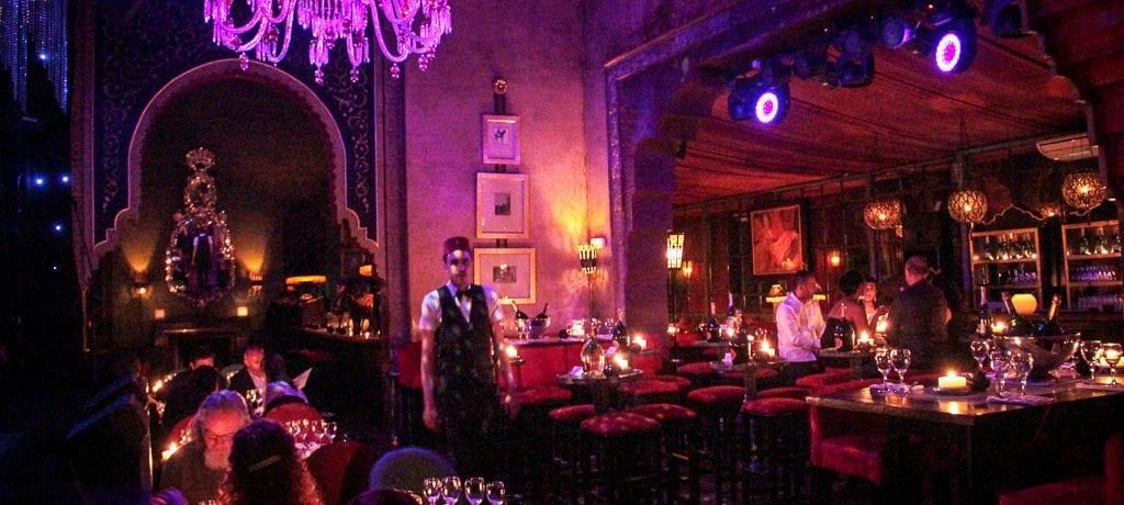 Duas sugestões para um jantar animado em Marrakech