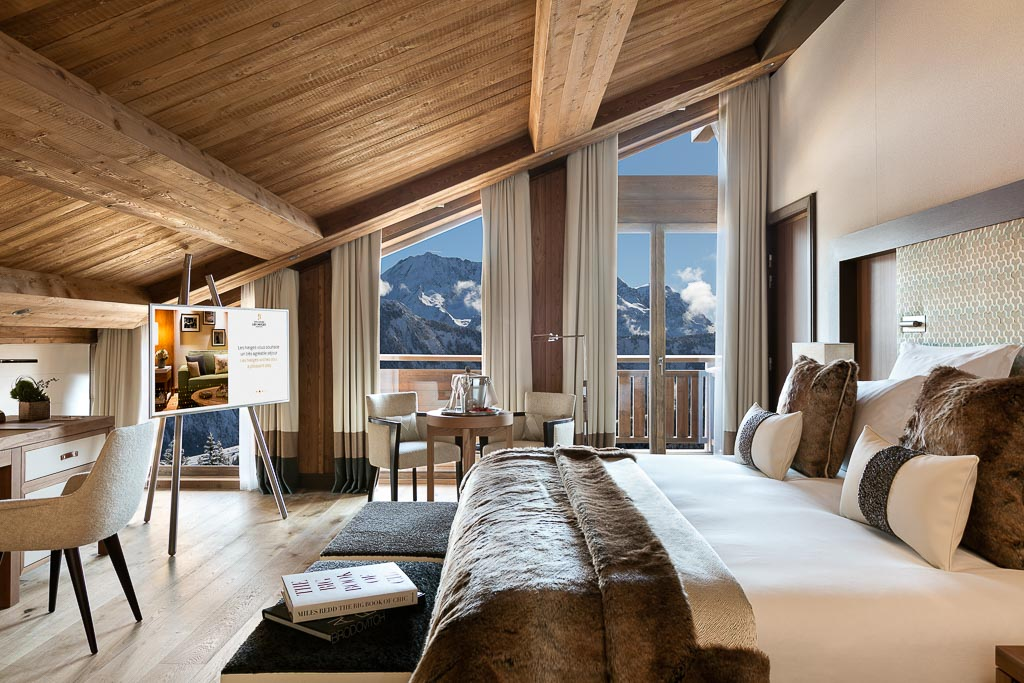 Hotel Barriere Courchevel