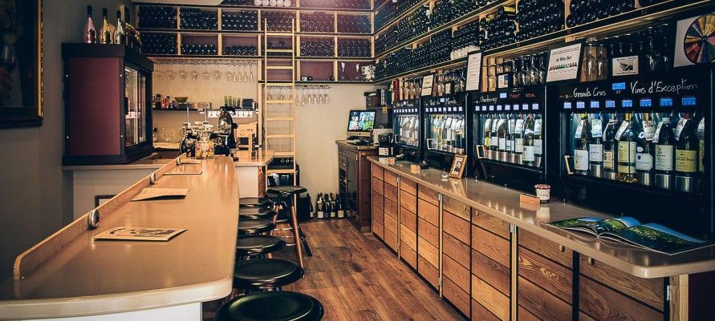 Entre tapas e vinhos – Uma viagem sensorial no nº5 Wine Bar