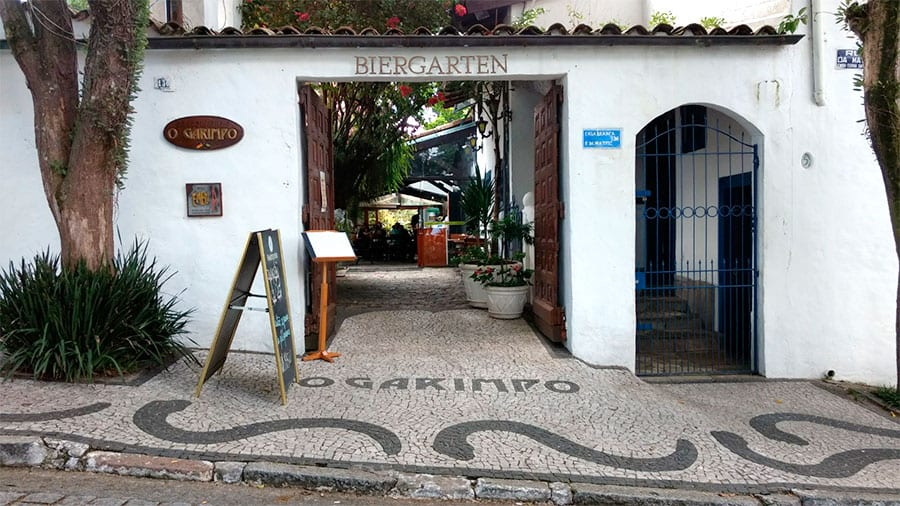 embu das artes restaurante garimpo