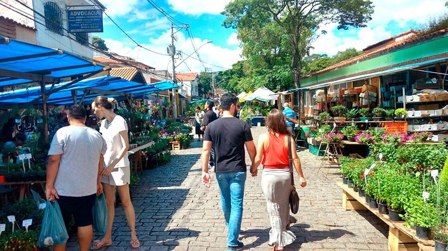 embu das artes feira do verde