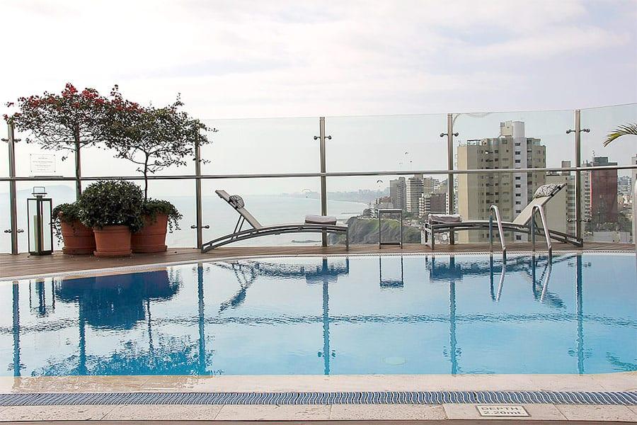Hoteis 5 estrelas em Lima belmond miraflores park