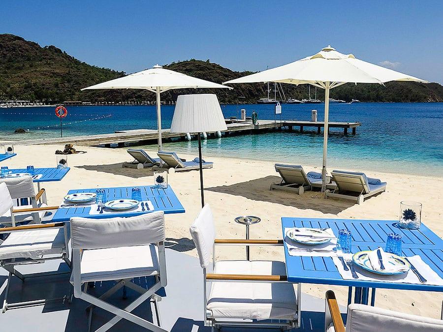 il riccio beach club e restaurante