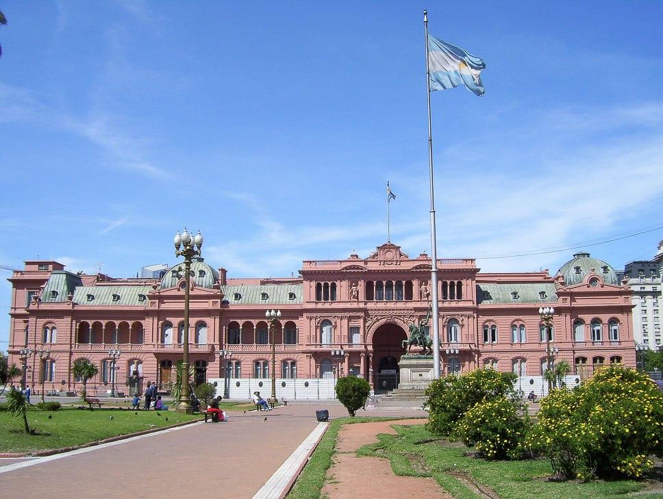 Buenos Aires | Casa Rosada