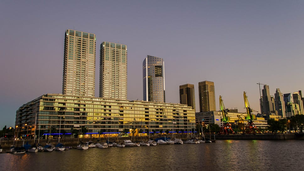 Buenos Aires | Puerto Madero