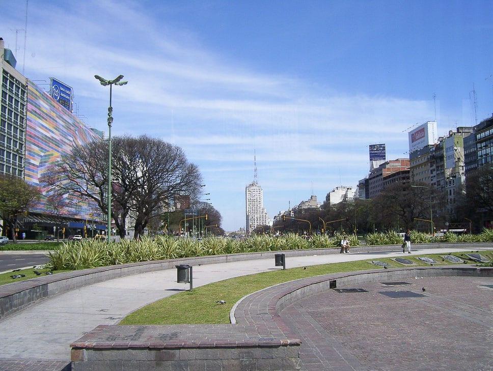 Buenos Aires | Av Nove de Julho