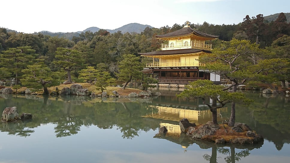Kyoto | Templo Kinkaku-ji
