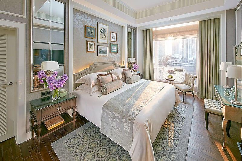 Hotel Mandarin Oriental Bangkok room