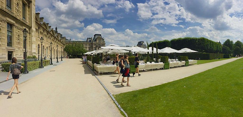Novos restaurantes em Paris Loulou