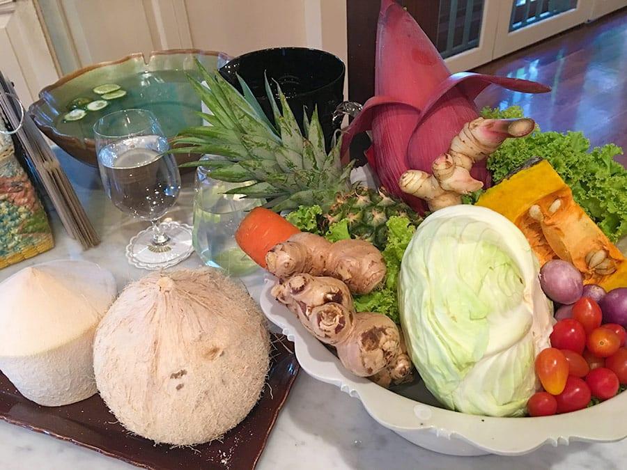 Cooking Class Mandarin Oriental