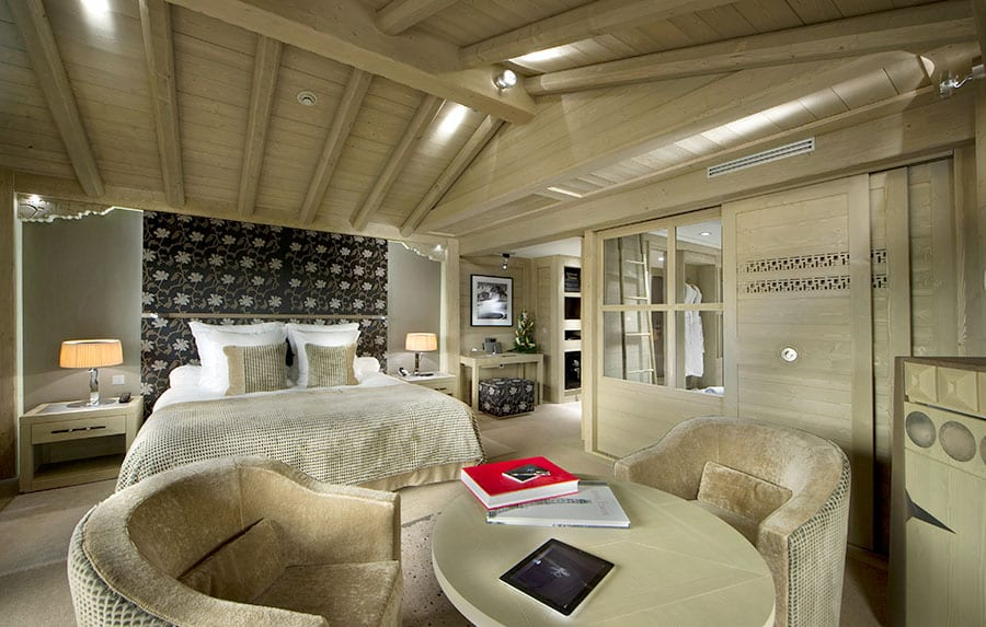 Le K2 Palace deluxe room