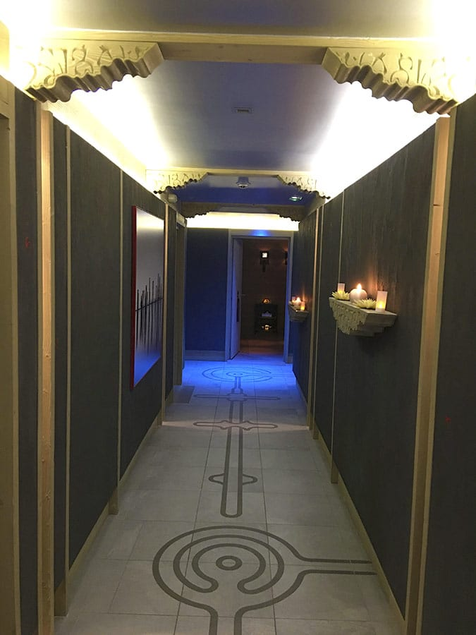 Le K2 Palace goji spa