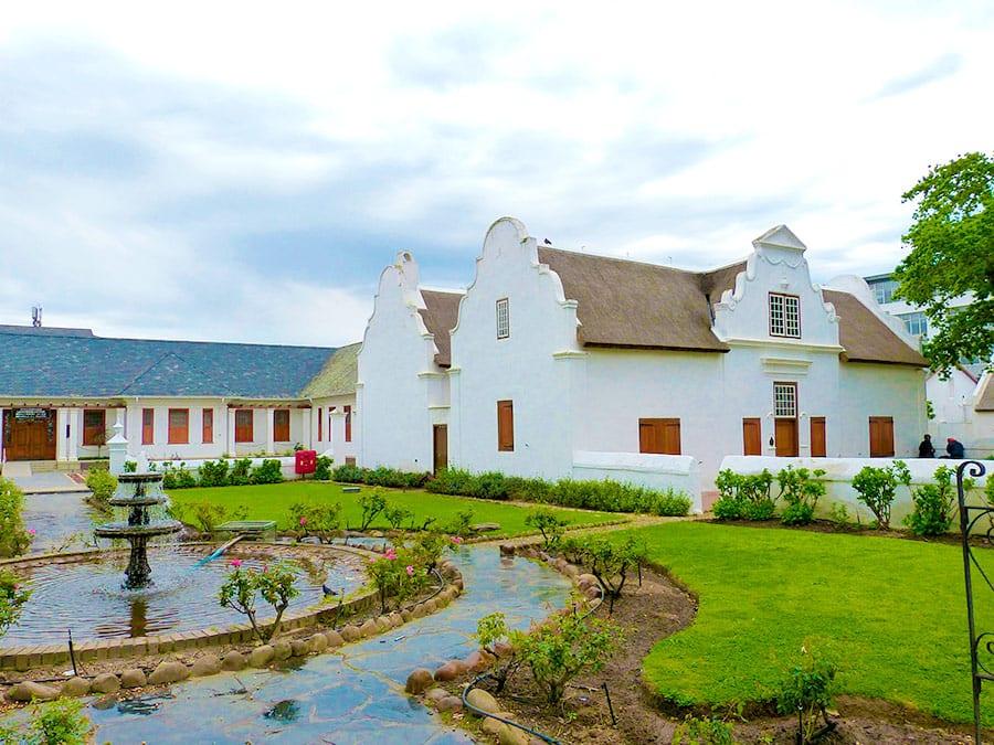 Rota dos vinhos na África do Sul