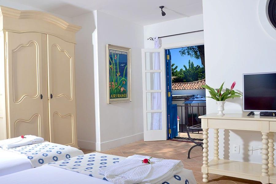 Hotel Vila da Santa quarto premium