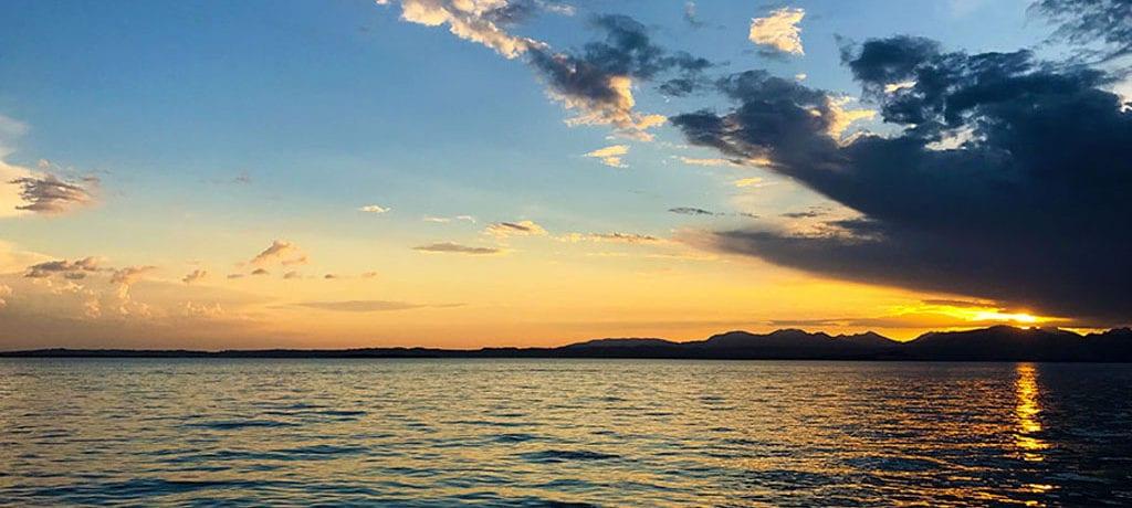 Verão no Lago di Garda