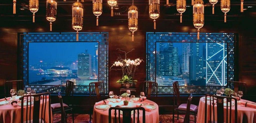 restaurante Man Wah
