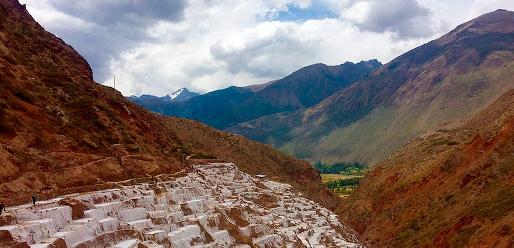 vale sagrado Salinas de Maras