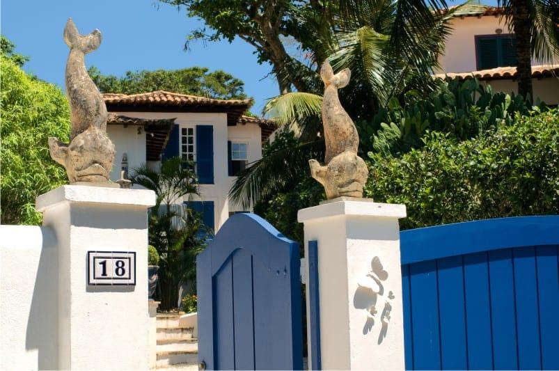 Hotel Vila da Santa casa secreta