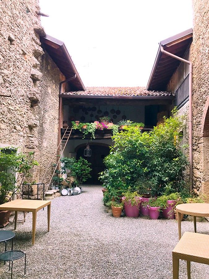 restaurantes incríveis nos arredores de Milão restaurante Fossati