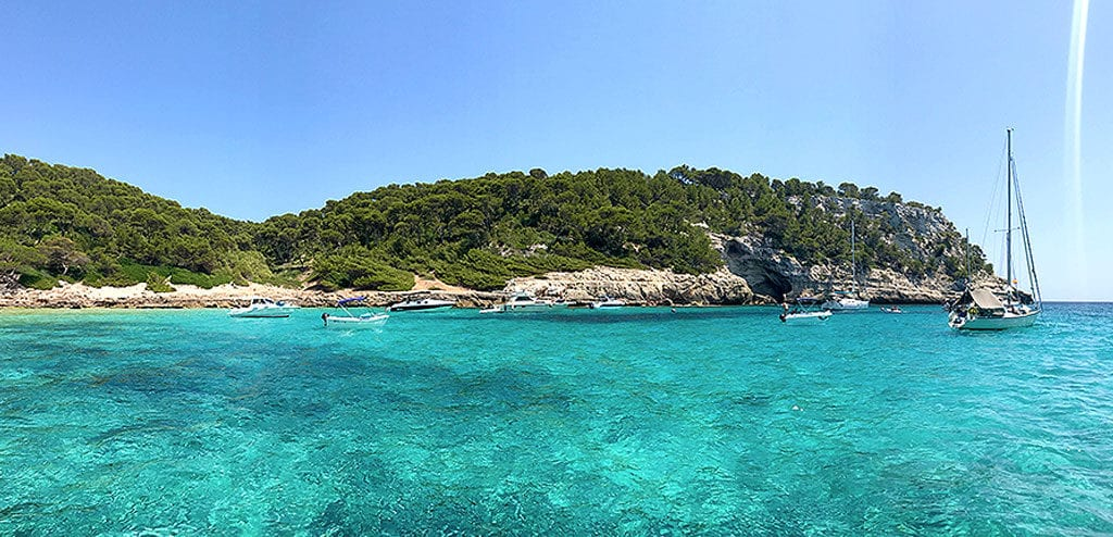 dicas de Menorca