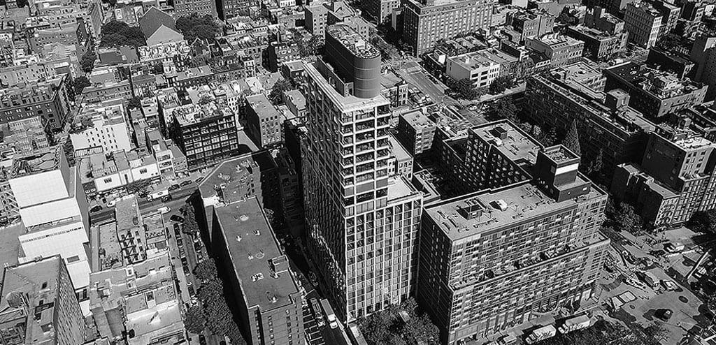 novo hotel em Nova York