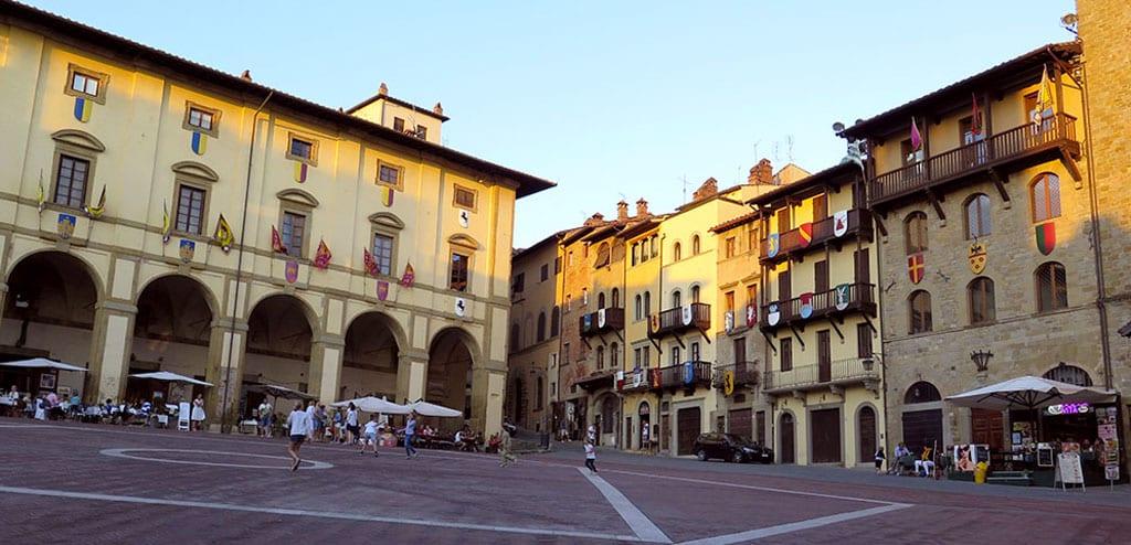 Dicas de Arezzo