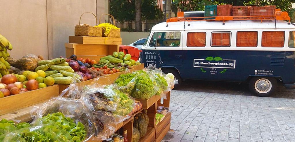 Onde encontrar alimentos orgânicos komborganica