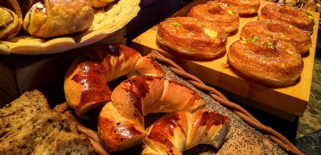 Café da manhã gourmet mandarin oriental bodrum