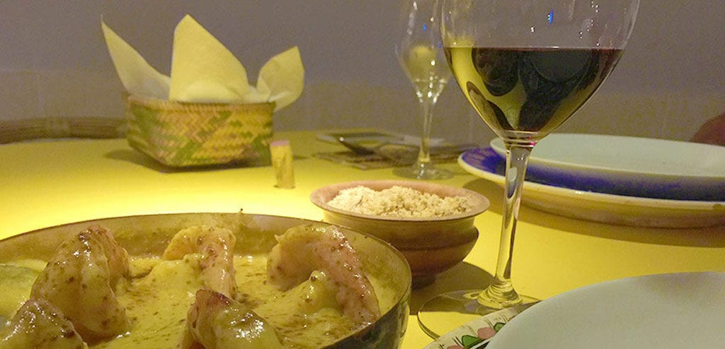 Restaurante farinatta