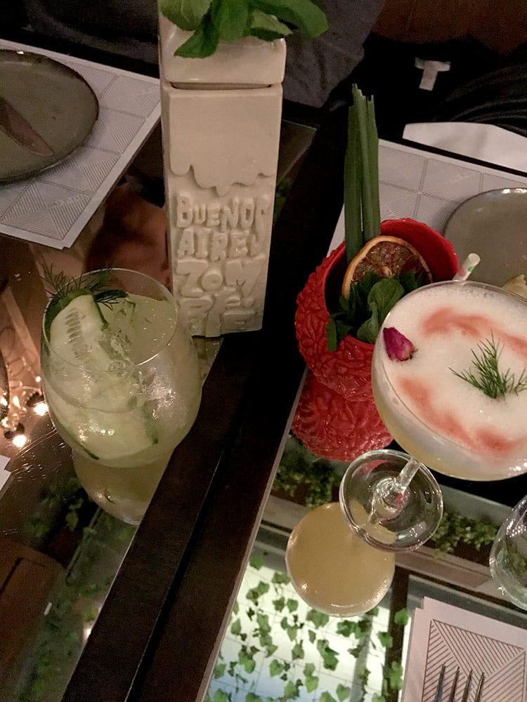 Dica de bares em Buenos aires presidente bar