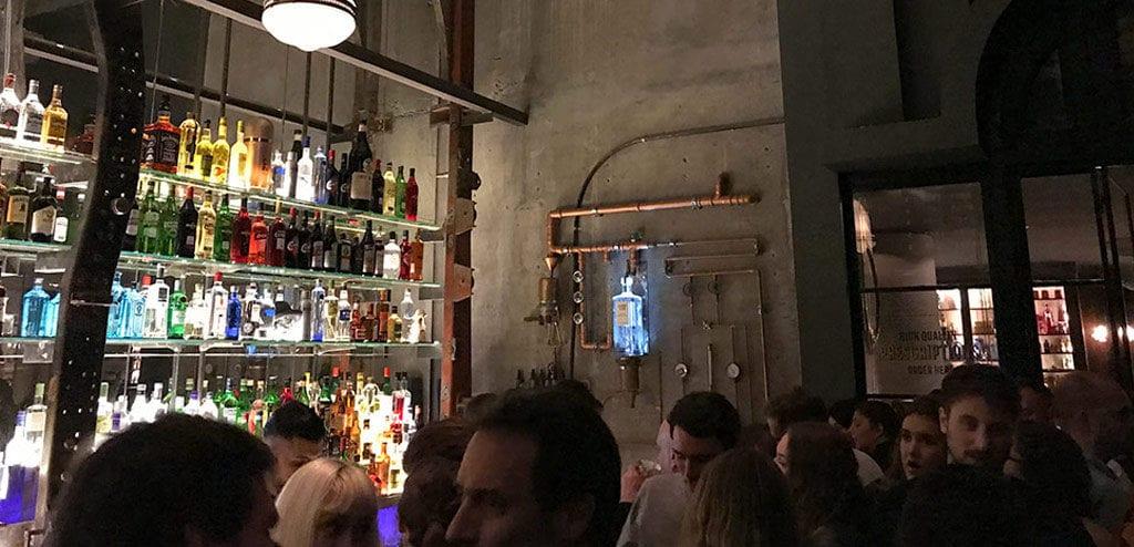 Dica de bares em Buenos aires uptown bar