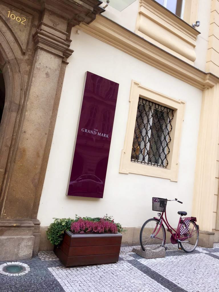 Hotel Grand Mark Praga