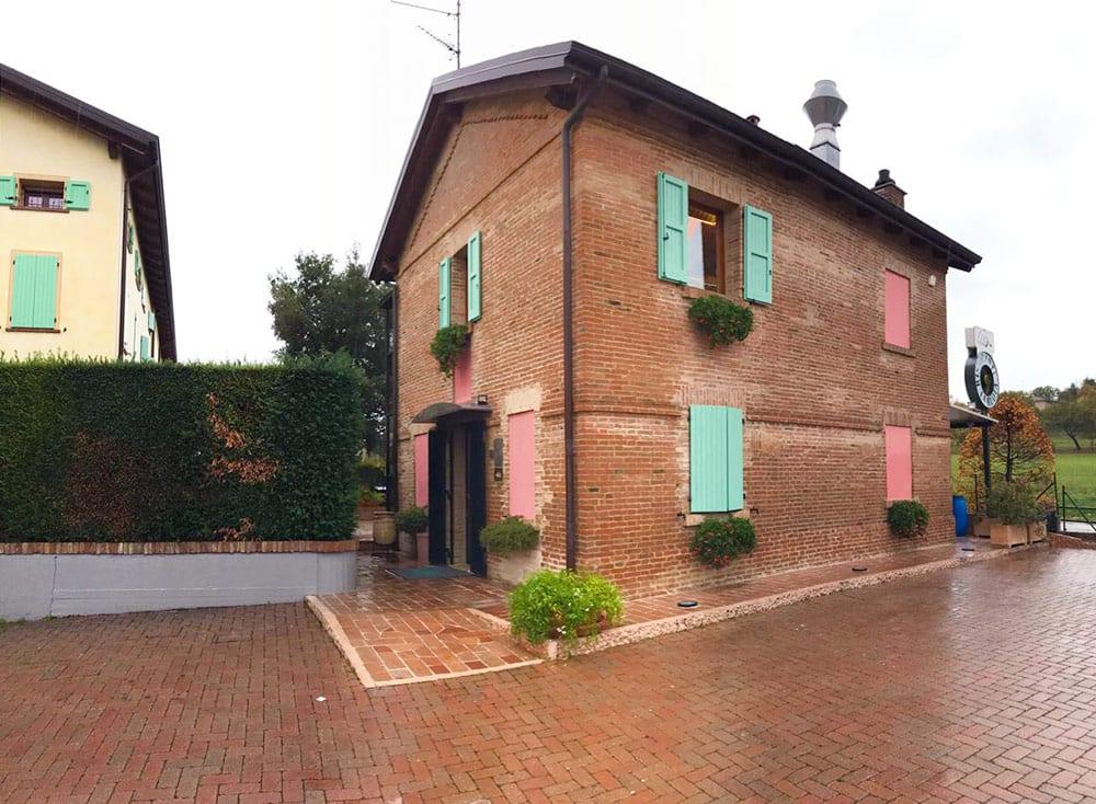 restaurante em Modena