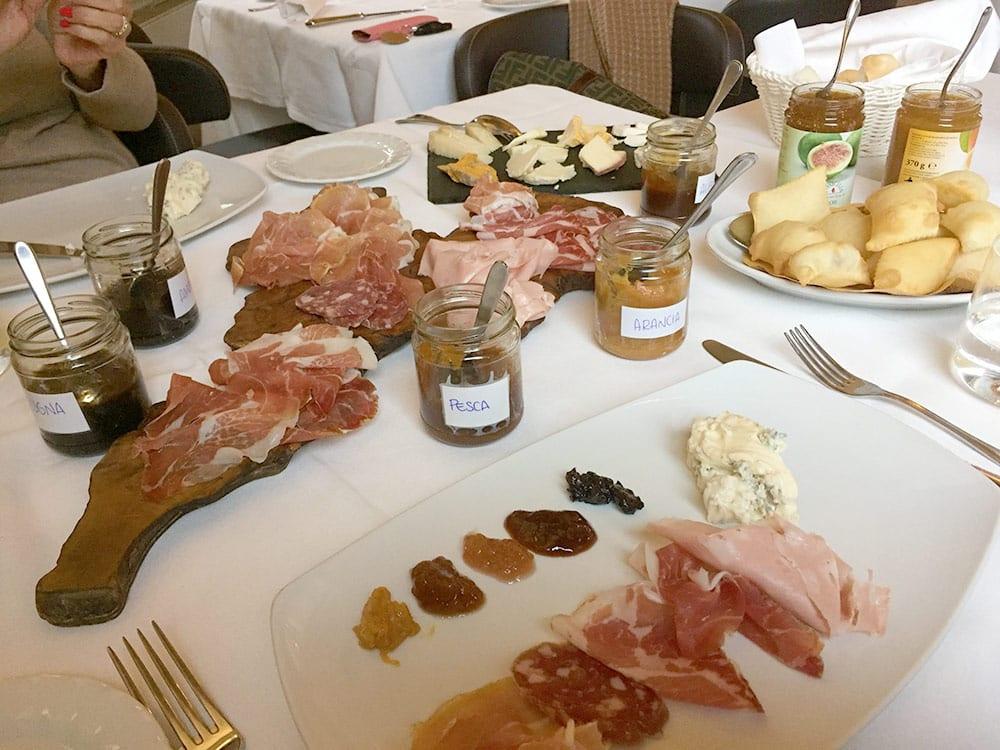 restaurante em Modena la ruota
