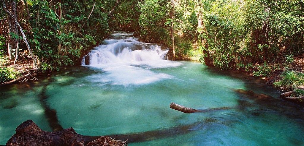 O que fazer no Jalapão Cachoeira da Formiga
