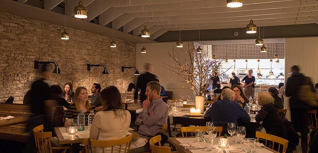 bons restaurantes em Nova York great jones