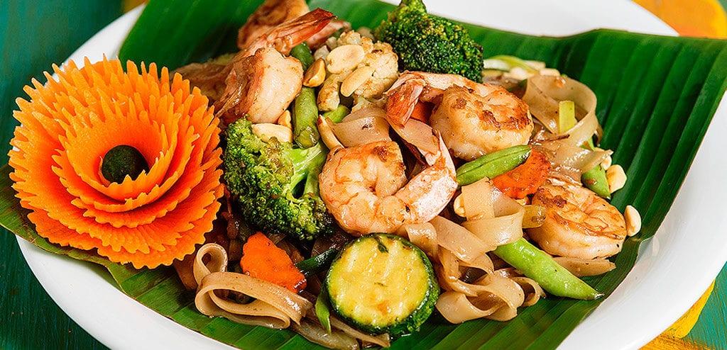 restaurante tailandês de Paraty